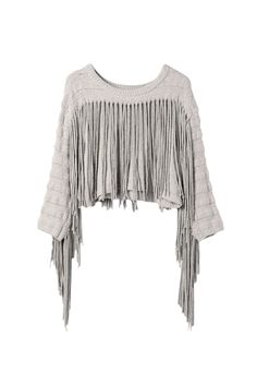 fringe top/deicy SS16
