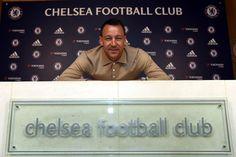UFFICIALE Terry rinnova con il Chelsea fino al 2017 - http://www.maidirecalcio.com/2016/05/18/terry-rinnovo-chelsea.html