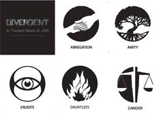 tris prior costumes dauntless temporary tattoo | inch Faction lapel pins! If you have a square button maker you can ...