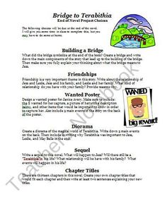 Printables Bridge To Terabithia Worksheets cause and effect activities student on pinterest bridge to terabithia free
