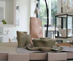 Servizio da tavola Ceramiche Libere by Licia Martelli