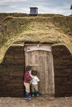 The Viking Trail in Newfoundland and Labrador, Canada is an amazing road trip that leads to the UNESCO World Heritage Site of l'Anse Aux Meadows.: