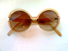 Round Sunglasses With Hearts by MeowRissa on Etsy, $10.00
