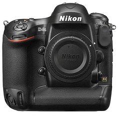 Nikon D4S 16 Megapixel HD-SLR Camera Body, 36.0x23.9mm CMOS Sensor, 11 FPS, 51 Point AF System #photography #HDSLR #camera #nikon