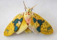 Yumi-Okita-Textile- Moths