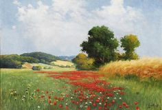 Gyula Zorkoczy. Hungarian Landscape Painter