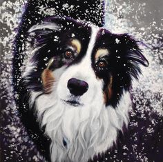 Pet Paintings by Linda Dalziel www.artformyanimals.com