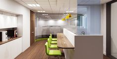 Office Design - Breakout point