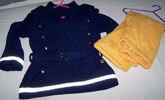 Omias maaksels: verkleedkleding brandweerman sam