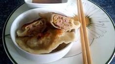 Blogul lui Catalina: Ravioli - Coltunasi chinezesti cu praz