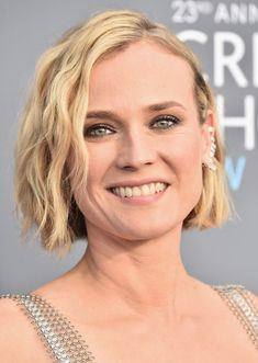 Diane Kruger - The Very Best Short Hairstyles - Photos