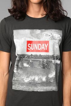 Altru LIFE On Any Sunday Tee  #UrbanOutfitters