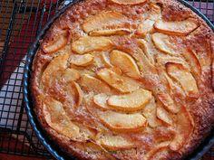 Comfy Cuisine: Brown Butter Apple Tart