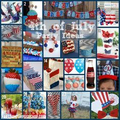 fourth of july party ideas, 4th of july party ideas