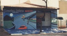Pintura de fachada (com Leandro Alecrim)