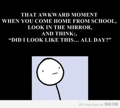 Unfortunately, this happens to me quite frequently