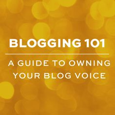 Blogging 101: Tips for Standing Out Among Blog Trends