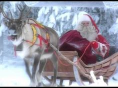 A partida do Pai Natal (Finlândia)