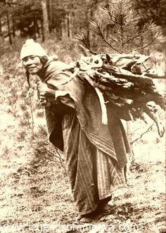 No-Ah-Tuh, Medicine woman, 1913