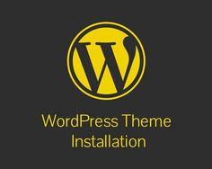 WordPress Theme Installation and Demo Setup by dabaman