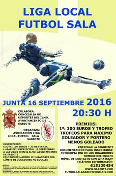 Liga Local de Fútbol Sala – Sabiote