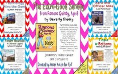 3rd Grade Journeys: Unit 3 BUNDLE of Supplemental Activities