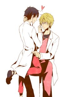 Image about pink in My Ships by OsaChula on We Heart It Shizaya, Durarara, Hot Anime Guys, Hot Actors, Sim, We Heart It, Fangirl, Baby Boy, Image