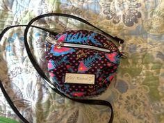 I luv this cute Betsey Johnson purse!