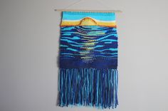Sunset Weaving - The Notions Box