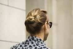 Hair at Paris Fashion Week