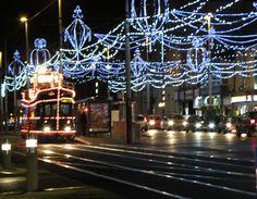 Blackpool Illuminations - brings back childhood memories!
