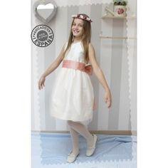 home - Golositos Ropa Infantil Communion Dresses, Summer Dresses, Fashion, Templates, Tulle, Silk, Skirts, Moda, Summer Sundresses