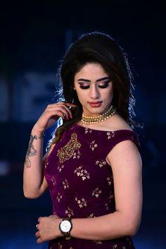 #fashion #makeup #model #beauty #indianbeauty Beautiful Bollywood Actress, Beautiful Indian Actress, Beautiful Women, Indian Girls, Indian Ethnic, Wedding Wear, Wedding Bride, South Actress, Indian Celebrities