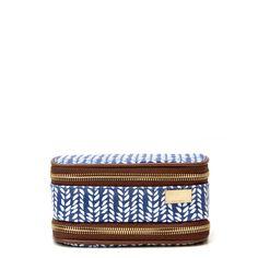 BLUE ORDER JEWEL BOX