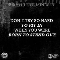 A quote that inspires our Hyper Martial Arts Pro Athletes.