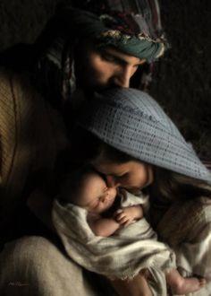 Christmas Nativity, Christmas Love, Winter Christmas, Merry Christmas, Christmas Jesus, Christmas Decor, Luke 2, Holy Family, Holy Night
