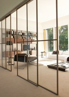 Wooden sliding door BEAT Beat Collection by ALBED by Delmonte | #design Massimo Luca @albedmilano