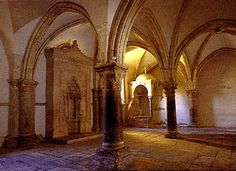 The Cenacle (i.e. The 'Upper Room,' Jerusalem)