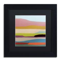 Alto by Sylvie Demers Matted Framed Painting Print