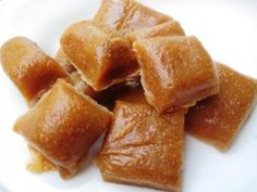 Microwave Caramels 'Love it