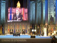 Medalla de Extremadura Jefatura Superior de Policía #DiaDeExtremadura @policia. @juliansafety #segurpricat