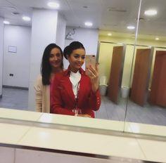 【イギリス】ヴァージン・アトランティック航空 客室乗務員 / Virgin Atlantic Airways cabin crew【UK】 Grace Perry, Virgin Atlantic, Cabin Crew, Amy, Photo And Video, Coat, Instagram, Sewing Coat, Peacoats
