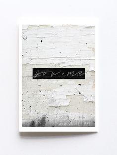 Greeting card by Sophie Klerk, *you + me' Indigo Prints, Glassine Envelopes, Cellophane Bags, I Shop, Greeting Cards, Pure Products, Modern, Cellophane Gift Bags, Trendy Tree