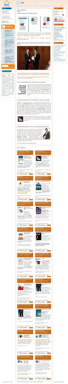 Website VOC Uitgevers: www.voc-uitgevers.nl