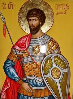 Ο άγιος μάρτυρας Βίκτωρ ο εν Μασσαλία