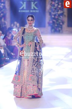 The House of Kamiar Rokni at PFDC Loreal Paris Bridal Week 2015