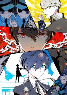 persona protagonists