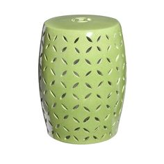 Yellow Flower Design Garden Stool | Decorating With Yellow | Pinterest |  Stools, Ceramic Garden Stools And Wooden Stools