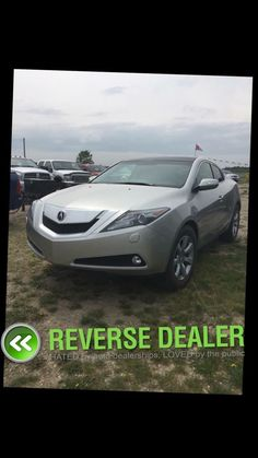 @ReverseDealer: This 2010 #Acura ZDX crossover just got here! With only 42,379 kms. Priced at only $29,900!!!! Crossover, Used Cars, Bmw, Vehicles, Audio Crossover, Rolling Stock, Vehicle