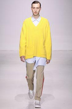 Ovadia & Sons Spring 2018 Menswear Collection Photos - Vogue